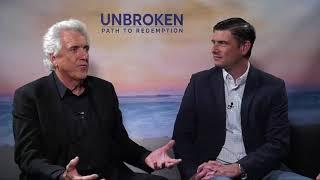 Download Luke Zamperini and Will Graham Interview, Unbroken: Path to Redemption Video