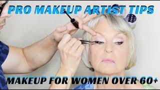 Download How to do Makeup on Women over 60 Makeup Tutorial - mathias4makeup Video