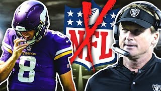 Download 10 BIGGEST Disappointments from the 2018 NFL Season Video