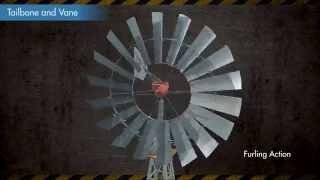 Download Wind pump Mechanism Video