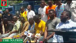 Download Offa Robbery: our link with Saraki - Suspect Video