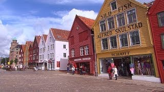 Download Norway's West: Fjords, Mountains, and Bergen Video