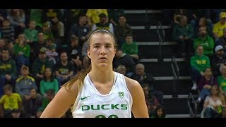 Download Highlights: No. 7 Oregon women's basketball makes late push to top No. 4 Mississippi State Video