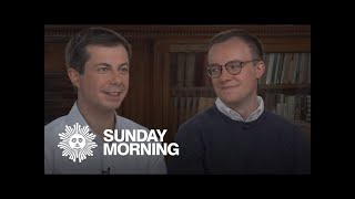 Download Extended interview: Presidential candidate Pete Buttigieg and husband Chasten Video