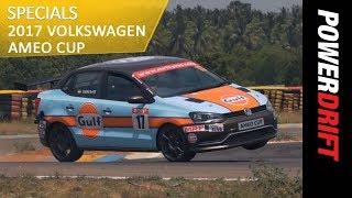 Download PowerDrift Specials - 2017 Volkswagen Ameo Cup : PowerDrift Video