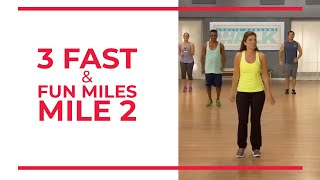 Download 3 Fast & Fun Miles Mile 2 | Walk At Home Fitness Videos Video