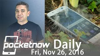 Download Samsung Galaxy S8 cost increase, Cyber Monday deals & more - Pocketnow Daily Video