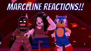 Download LEGO Dimensions Marceline the Vampire Queen Reactions #1 - Sonic, Batman, Kai, Dr Who, Finn & More Video