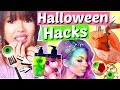Download Wirklich coole Halloween Hacks & DIY's | ViktoriaSarina Video
