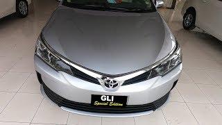Download Toyota Corolla GLI Special Edition 2019 Full Video in Pakistan !!!!!!!!!!! Video