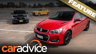 Download Front-wheel-drive v rear-wheel-drive v all-wheel-drive | A CarAdvice Feature Video
