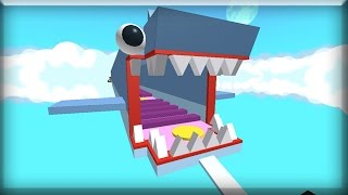 Download Roblox ESCAPE THE SHARK Parkour Game! Video