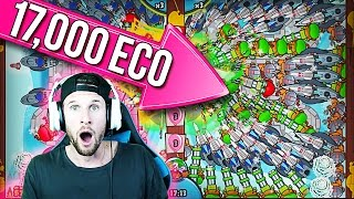 Download EPIC LATE GAME :: Bloons TD Battles :: 17,000 ECO! Video