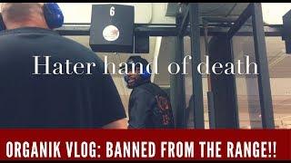 Download Organik vlog: Banned from the GUN RANGE❌❌❌ Video