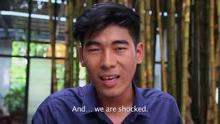 Download CAMBODIA: Independent Press in ruins Video