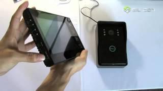 Download WIRELESS VIDEO DOOR PHONE skype ID: anna.circuit Video