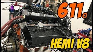Download 611ci Hemi V8 Dyno Video