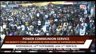 Download POWER COMMUNION SERVICE. 14-11-18 Video