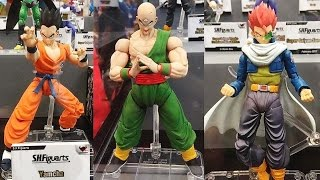 Download S.H. FIGUARTS YAMCHA, TIEN & XENOVERSE CHARACTER ANNOUNCED!!! Video
