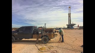 Download Interviewing A Rig Welder And Getting Black Balled Video
