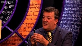 Download Stephen Fry pops balloons with a laser pen - QI - Series 10 Episode 13 - BBC Two Video