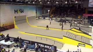 Download MUNICH MASH 2015: SKATEBOARD STREET RINK Full Event Livestream Video