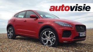 Download Review: Jaguar E-Pace (2017) - door Autovisie TV Video