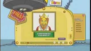 Download Burger King - Simpsons Video
