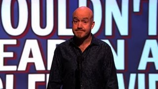 Download Lines You Wouldn't Hear in a Sci-Fi Movie - Mock the Week - Series 12 Episode 4 - BBC Two Video