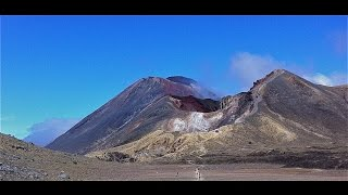 Download Tongariro Alpine Crossing.Track & Safety Tips. Video