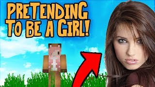 Download PRETENDING TO BE A GIRL WITH VOICE CHANGER TROLL (Minecraft Trolling) Video