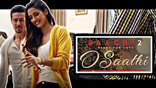 Download Baaghi 2 | O Saathi Video Song Piano Cover | Aatif Aslam | Tiger Shroff | Piano Instrumental Version Video