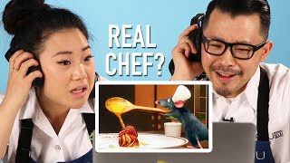 Download Real Chefs Review Cooking Movie Scenes Video