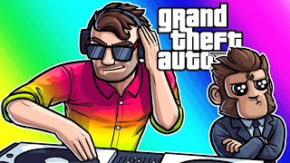 Download GTA5 Online Funny Moments - After Hours Nightclub DLC! Video