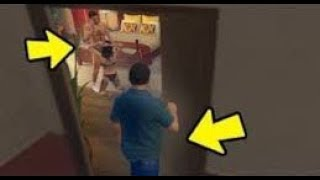 Download PODE O MICHAEL CHEGAR A TEMPO E PEGAR AMANDA NA CAMA COM TENISTA? GTA 5 Video