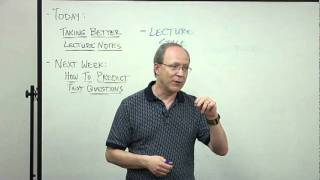 Download How To Take Better Lecture Notes | LBCC Study Skills Video
