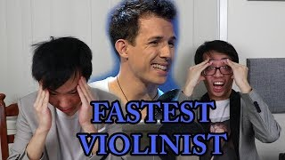 Download The World's FASTEST (and most INACCURATE) VIOLINIST! Video