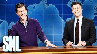 Download Weekend Update: Guy Who Just Bought a Boat's Respectful Valentine's Day Tips - SNL Video