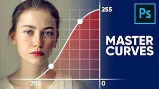 Download Master Curves from Start to Finish in Photoshop Video