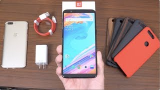 Download OnePlus 5T Unboxing! Video