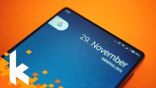 Download Smartphone aus der Zukunft: Xiaomi Mi Mix Review! Video