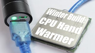 Download Stay warm this winter: CPU Hand Warmer Video