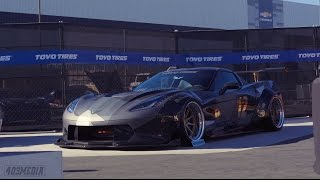 Download SEMA SHOW 2016 - Craziest car show on earth! Video