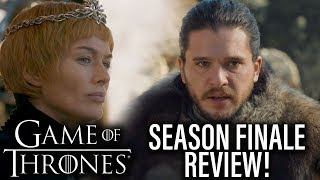 Download Game Of Thrones Season 7 Finale Review Video