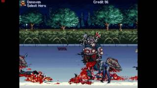 Download [Game Sample] Streets of Rage Zombies (OpenBor PC) Video