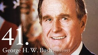 Download 41 George HW Bush Video