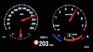 Download BMW X1 18i 1.5 Turbo Acceleration 0-200 TOP SPEED TEST Video