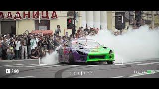 Download Дрифт в центре Санкт-Петербурга (Drift in the city) Video