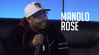 Download Manolo Rose On Signing to Memphis Bleek, Getting Ja Rule's Blessing & Seeing Blue Ivy at Roc Nation Video
