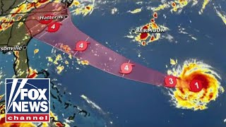 Download Florence now a category 4 hurricane, evacuations planned Video